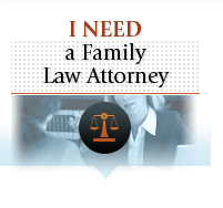 Do you need a family law attorney?